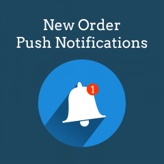 Pushover Order Notifications